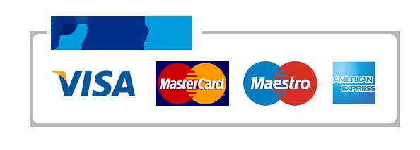 paga con la tua carta attraverso PayPal